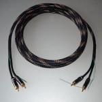 PREMIUM межблочник RCA 2-х канальный 5 метров